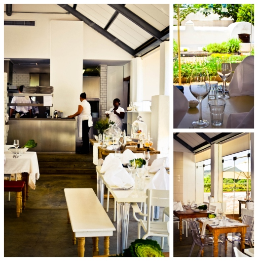Babel Babylonstoren restaurant review